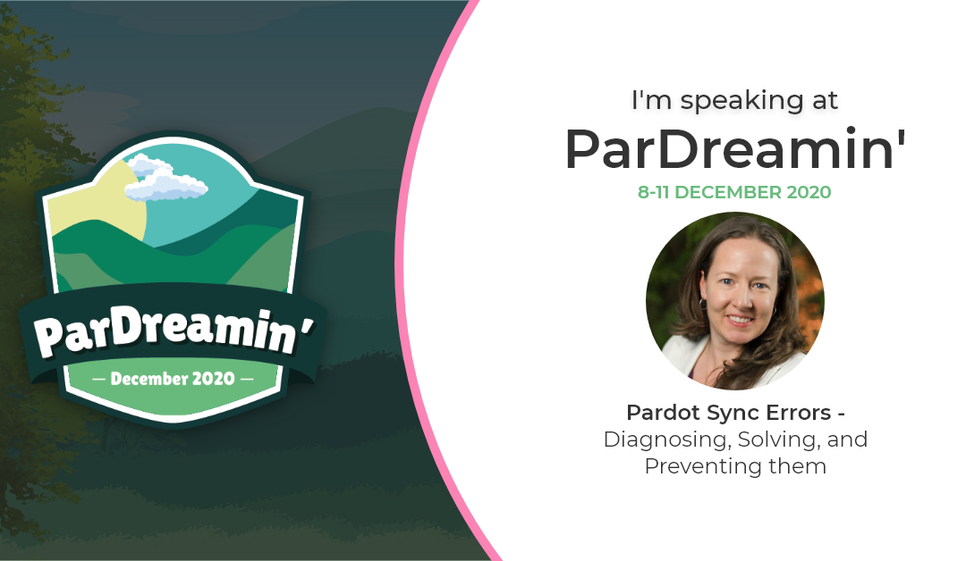 ParDreamin 2020 presentation